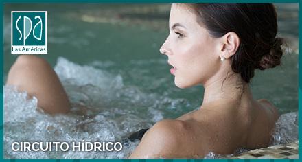 Masaje Caricias del Mar (40 Min) +Circuito Hidrico